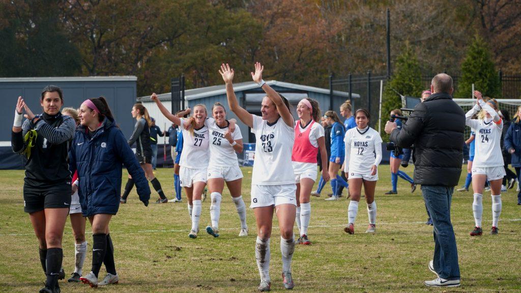 A Look Back at Women's Soccer's Historic 2018 Season
