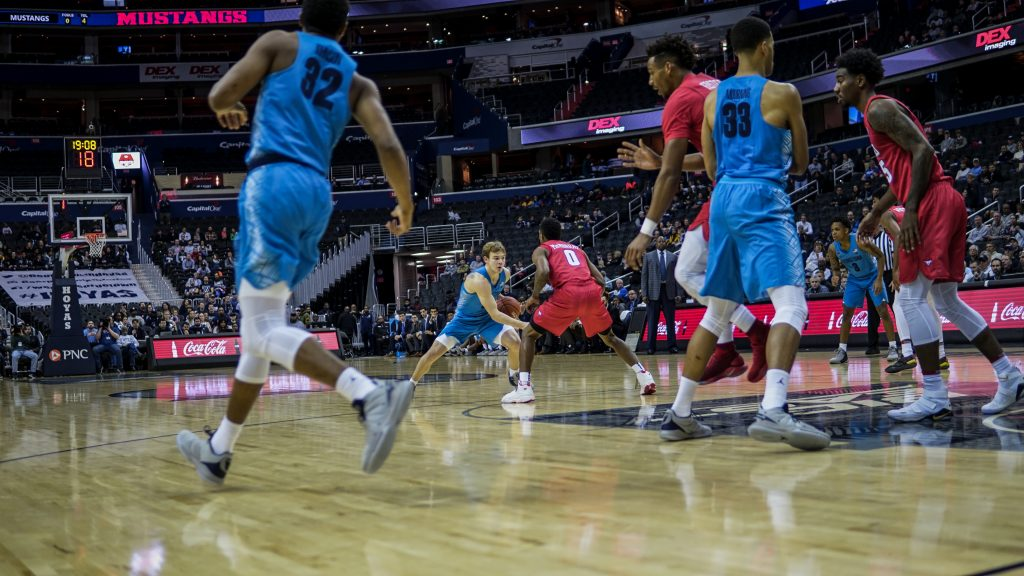 Pregame Primer: Men's Basketball Hosts Providence
