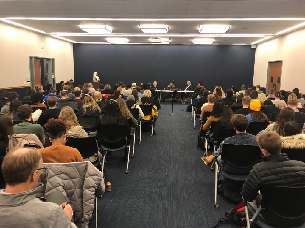 STAIV Holds Town Hall on Proposed Title IX Changes, Interpersonal Violence