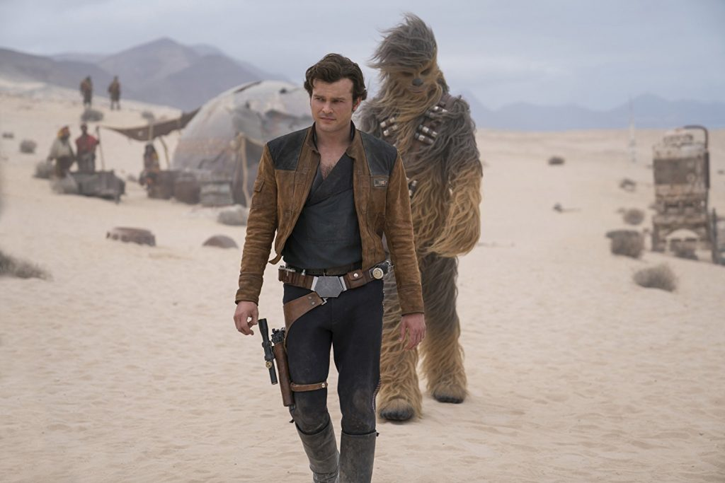 Why <i>Solo: A Star Wars Story</i> Was Everything We Didn't Need in 2018