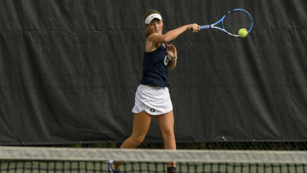 Women's Tennis Begins 2019 Season with Defeat to Army