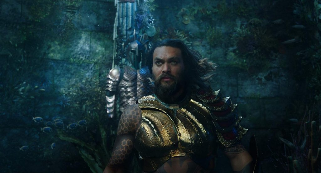 Epic Adventure <i>Aquaman</i> Reaches for Greatness