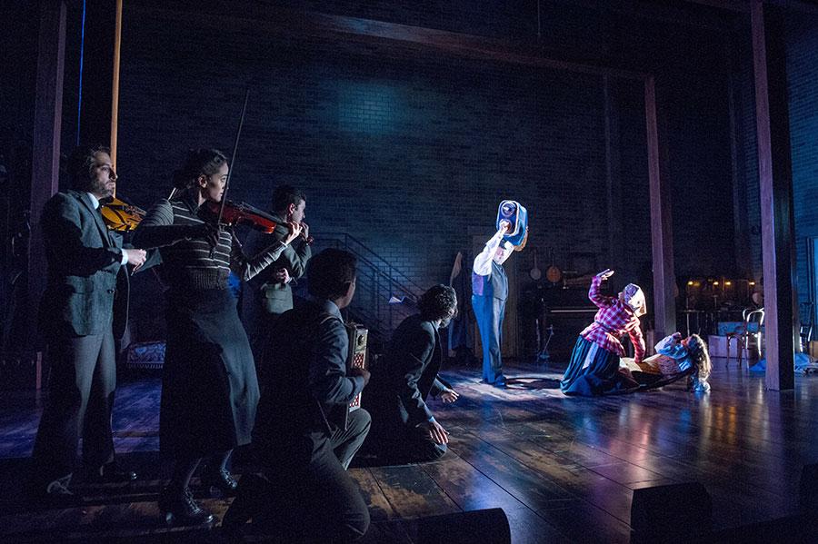 At Arena Stage, <i>Indecent</i> is a Requiem for Art's Endurance