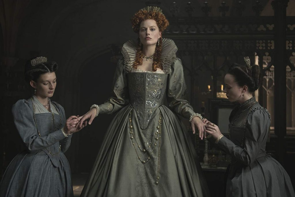 <i>Mary Queen of Scots</i> is an Uneven, but Enjoyable Period Drama