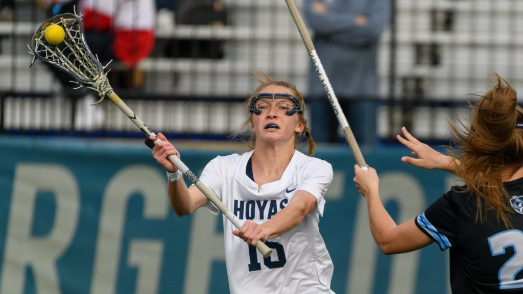 No. 22 Women's Lacrosse Outlasts No. 11 Towson to Begin Season 2-0