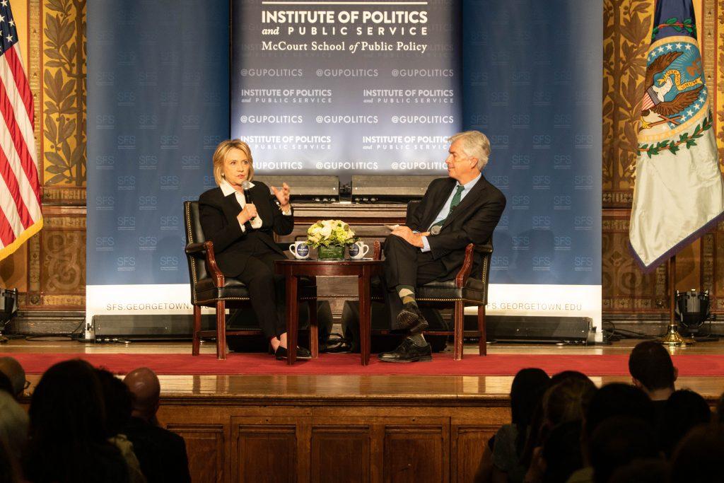 Hillary Clinton on the Future of Diplomacy