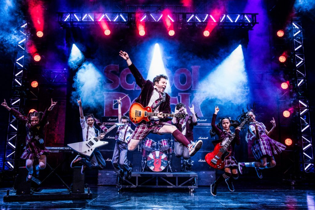 <i>School of Rock</i> Sticks it to the Man