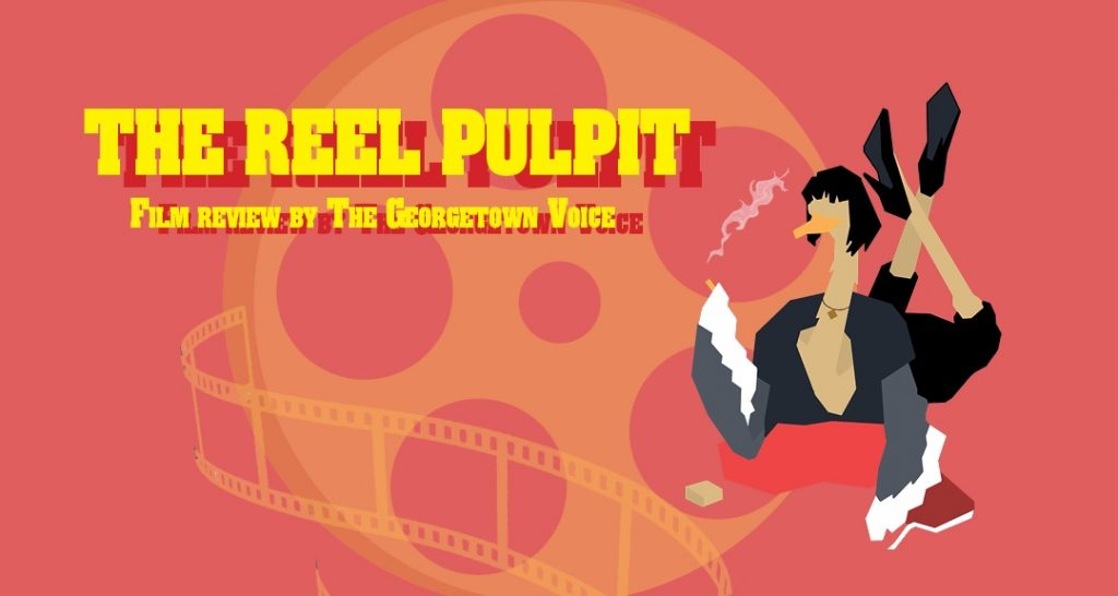 The Reel Pulpit: Awards Season