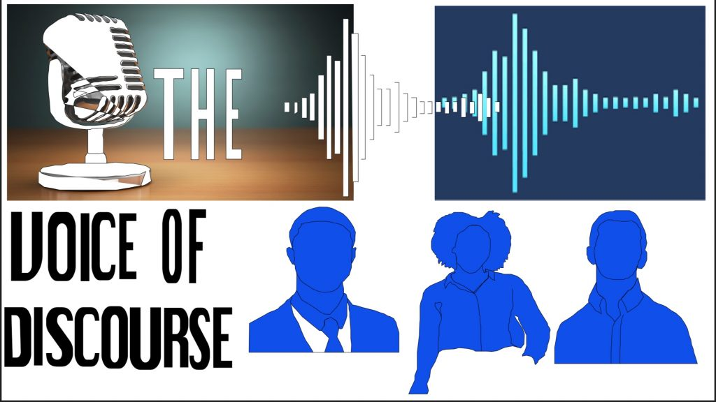 The Voice of Discourse: 116th Congress