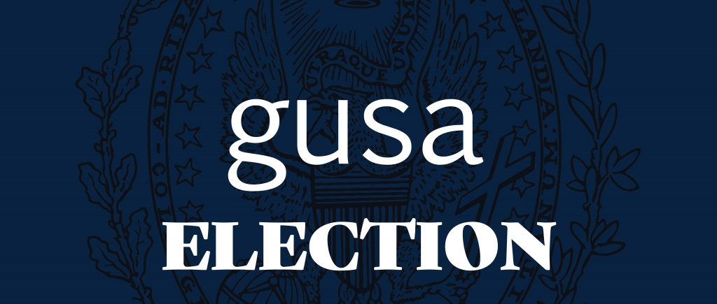 New GUSA Senators Elected