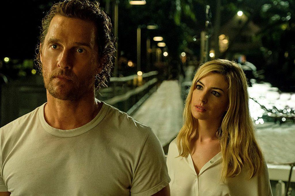 Matthew McConaughey Flounders in Steve Knight's <i>Serenity</i>