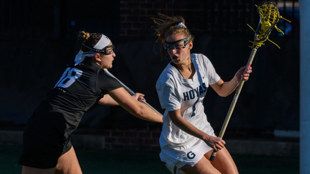 No. 1 Boston College Proves Too Much for No. 17 Women's Lacrosse