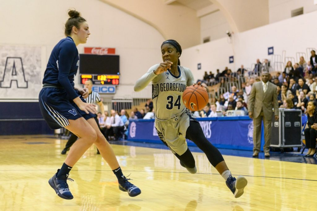 Women's Basketball Advances to Semifinals with Win Over Villanova