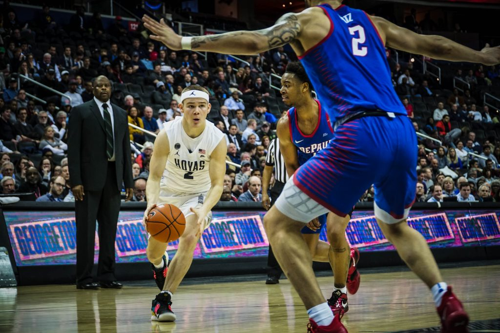 Men's Basketball Suffers Huge Blow with Away Loss to DePaul