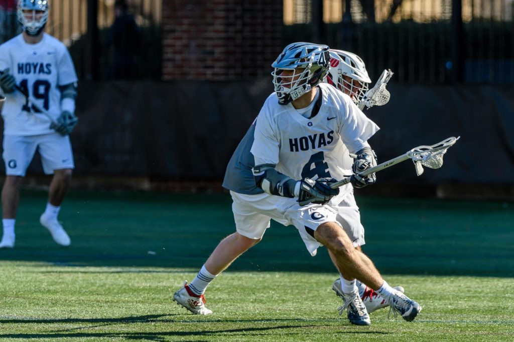 Denver Bests Men's Lacrosse