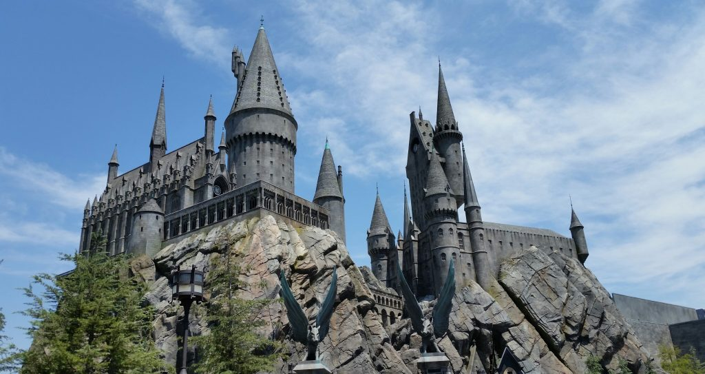 First Trip to Hogwarts: Reading <i>Harry Potter</i> in College