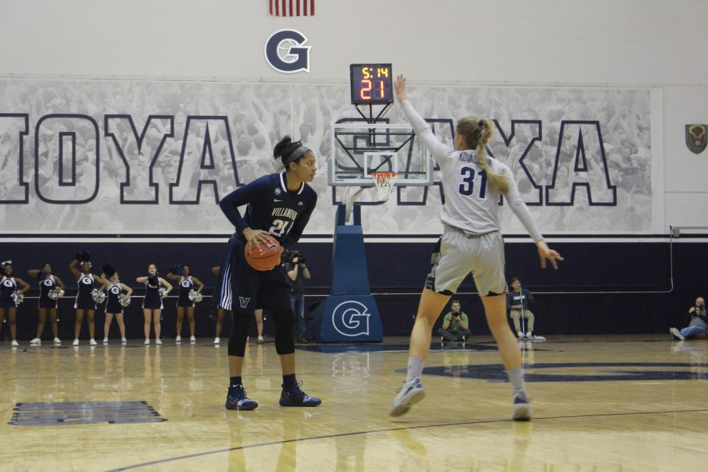 Pregame Primer: Women's Basketball Faces Villanova in Big East Quarterfinal