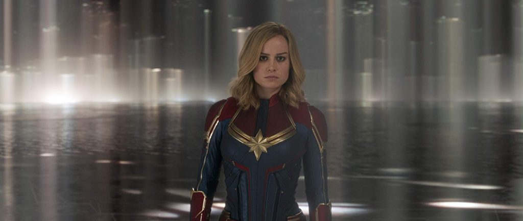 Pulling No Punches, <i>Captain Marvel</i> Soars in Debut