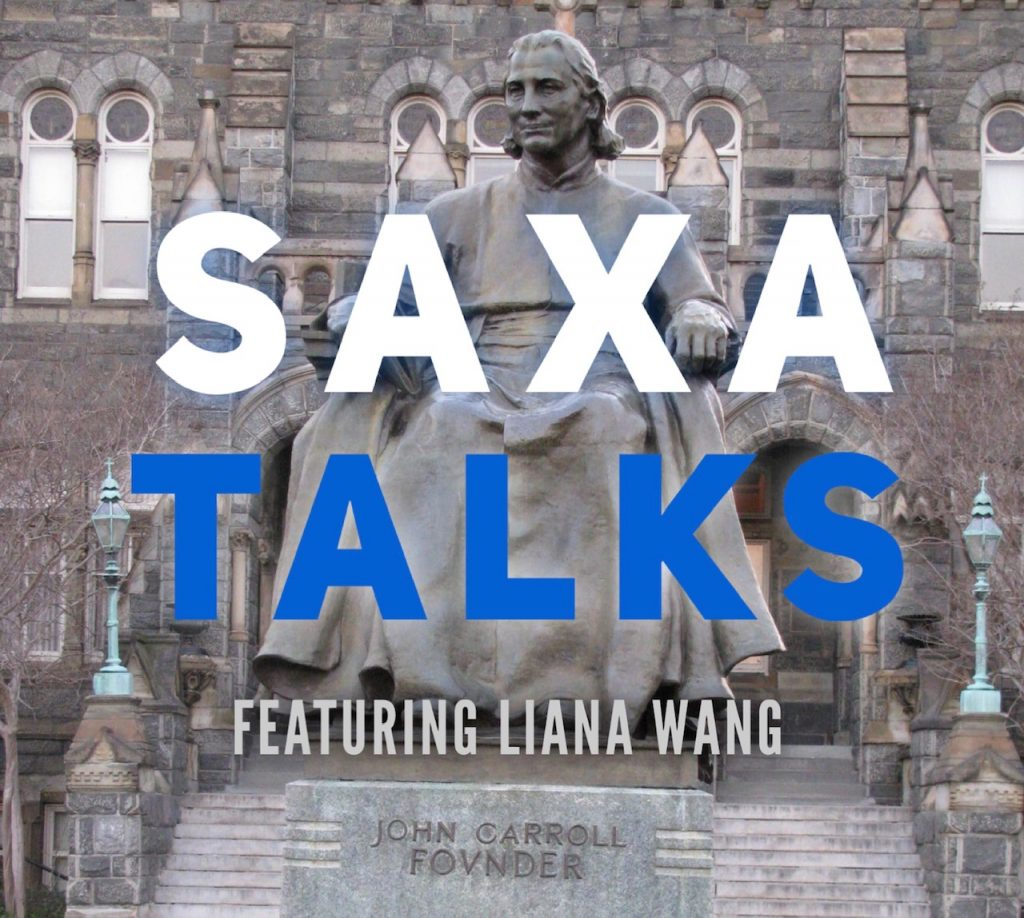 Saxatalks: Fireside Chats w/ GUSA Senator Julio Salmeron