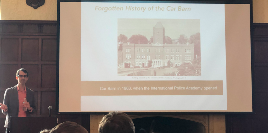 Car Barn History Event Reveals Troubled Cold War Past