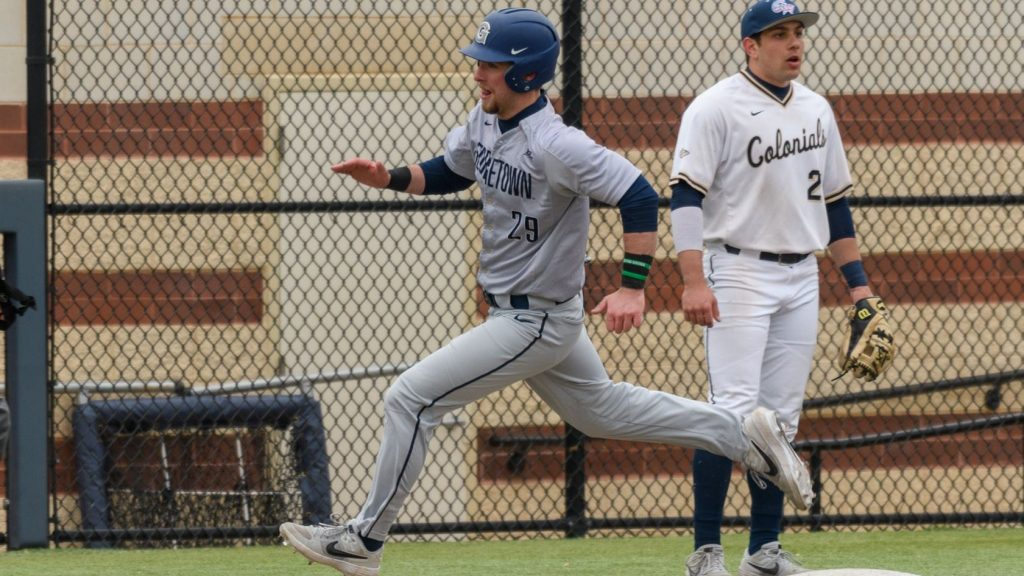Offense Explodes as Baseball Trounces Coppin State