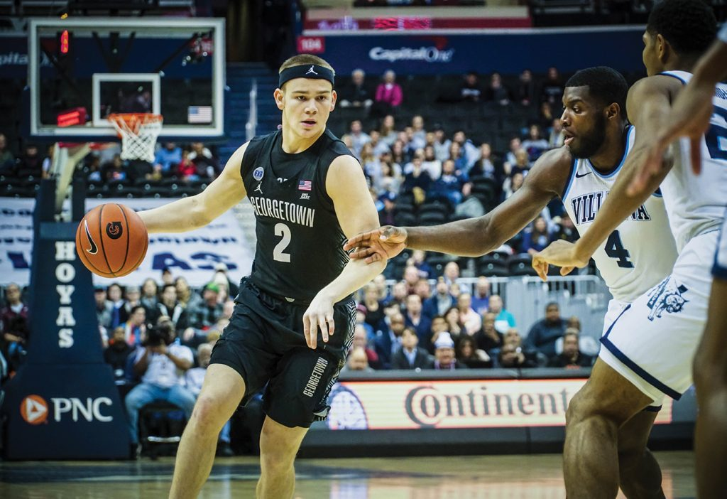 The Kids are Alright: With Three Big East All-Freshman Selections, Men's Basketball is on the Rise