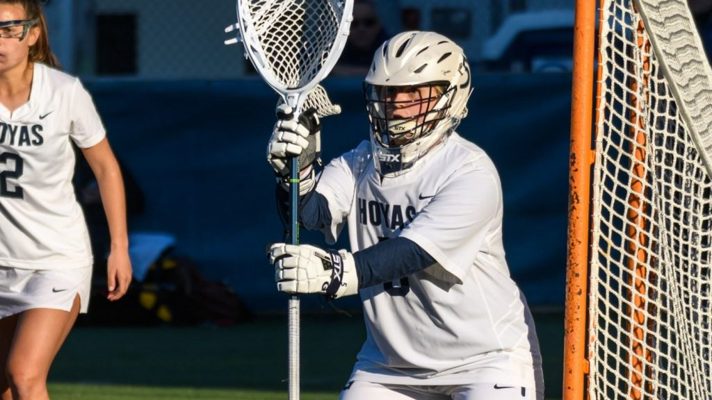 Navy Defeats Women's Lacrosse With Late Spurt