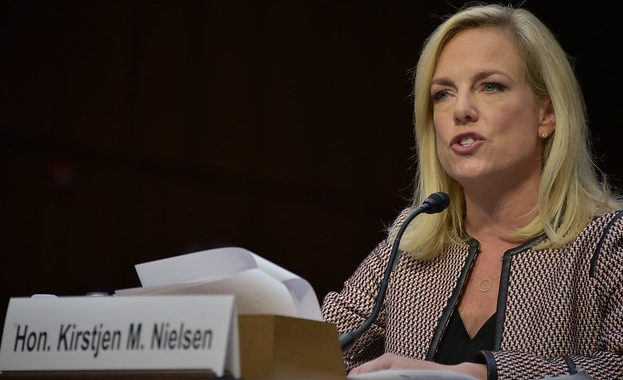 SFS Grad Nielsen Resigns as Secretary of Homeland Security
