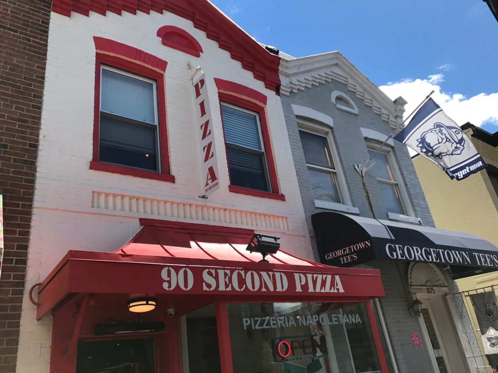 A Definitive Ranking of Every Georgetown Pizza Place