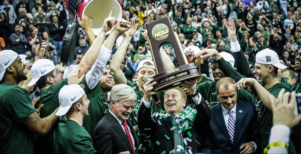 Michigan State Sneaks Past Duke and Into Final Four