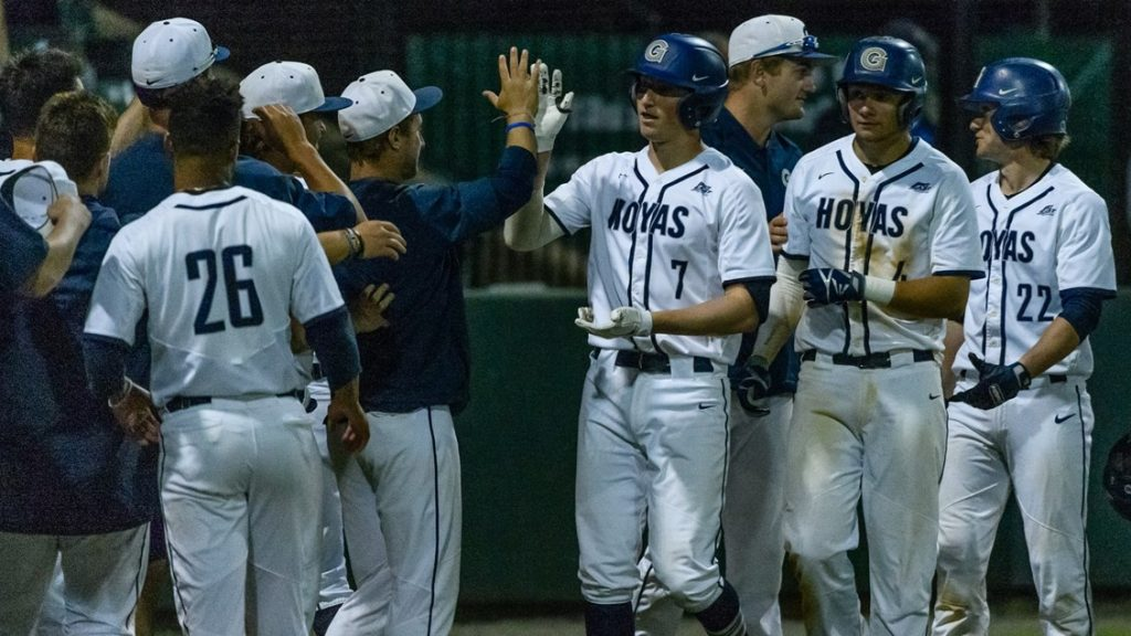 Storm Breakers: Hoyas Sweep St. John's Out of Town