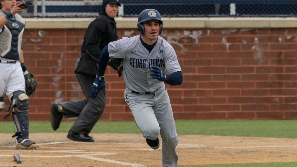Baseball Edges Coppin State in Midweek Clash