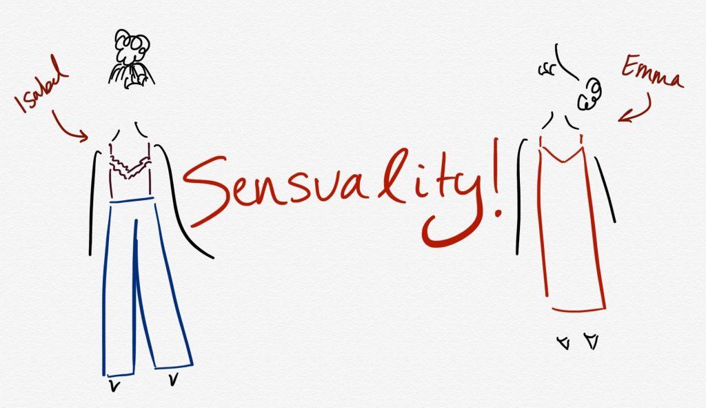 Stripped: Sensuality