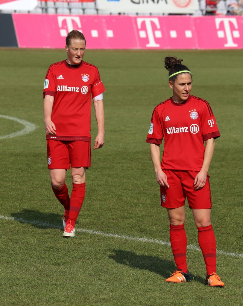 Women's Soccer in Spain