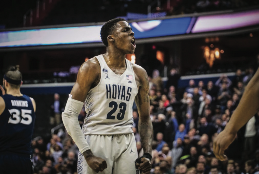 Sustained Success for Hoyas on the Field and on the Court
