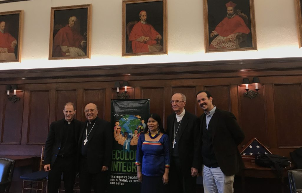 Pan-Amazon Ecclesial Network hosts conference at Georgetown