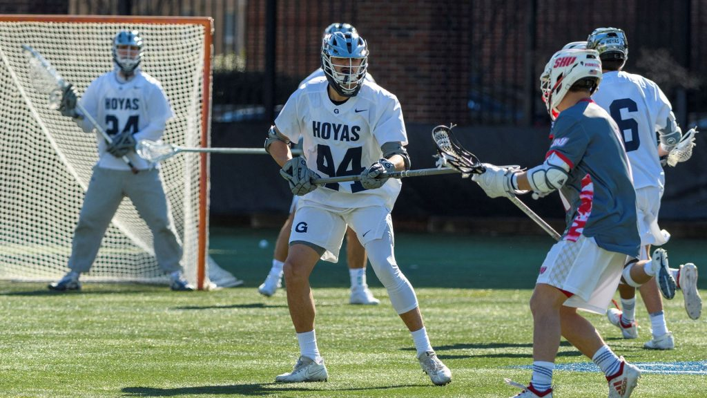 Men's Lacrosse Squares Off Against Struggling NJIT