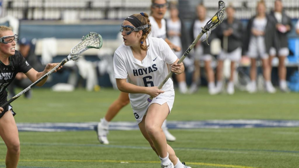 Women's Lacrosse Hosts No. 2 Terrapins