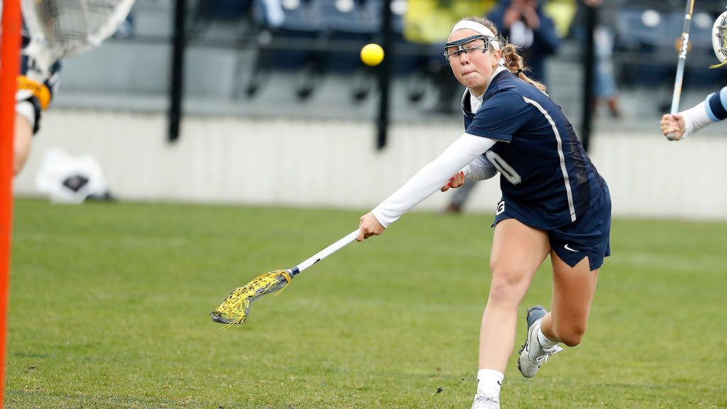 Women's Lacrosse Tops Marquette in Big East Semis