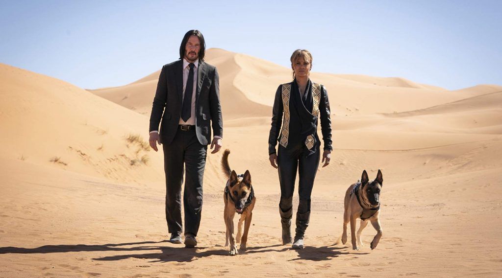<i>John Wick Chapter 3: Parabellum</i> is a Stunning Action Thrill Ride with a Nonsensical Plot