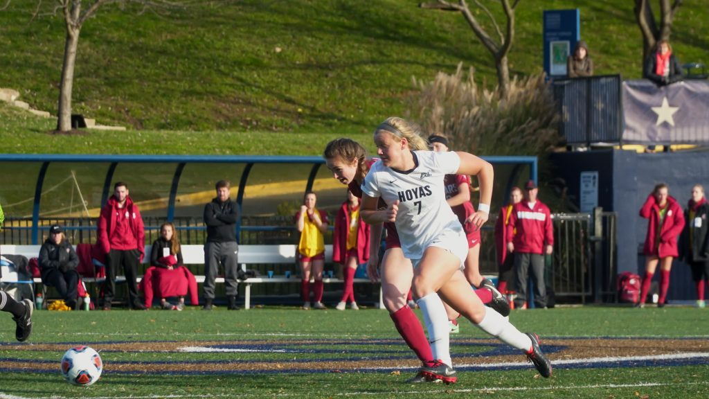 Women's Soccer Notches a Win in Season Opener Against a Resilient JMU Side