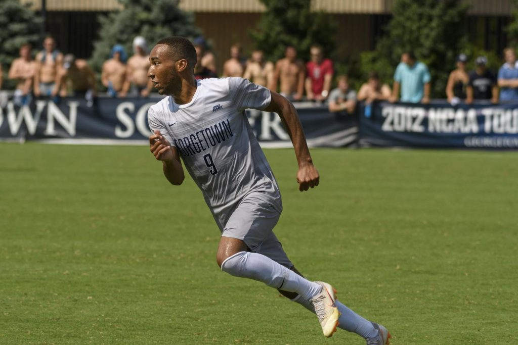 Shooting for the Stars: Men's Soccer's Looks to Cement National Powerhouse Status