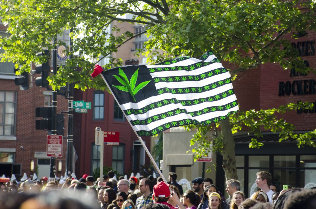 Congress must allow D.C. to regulate legal marijuana