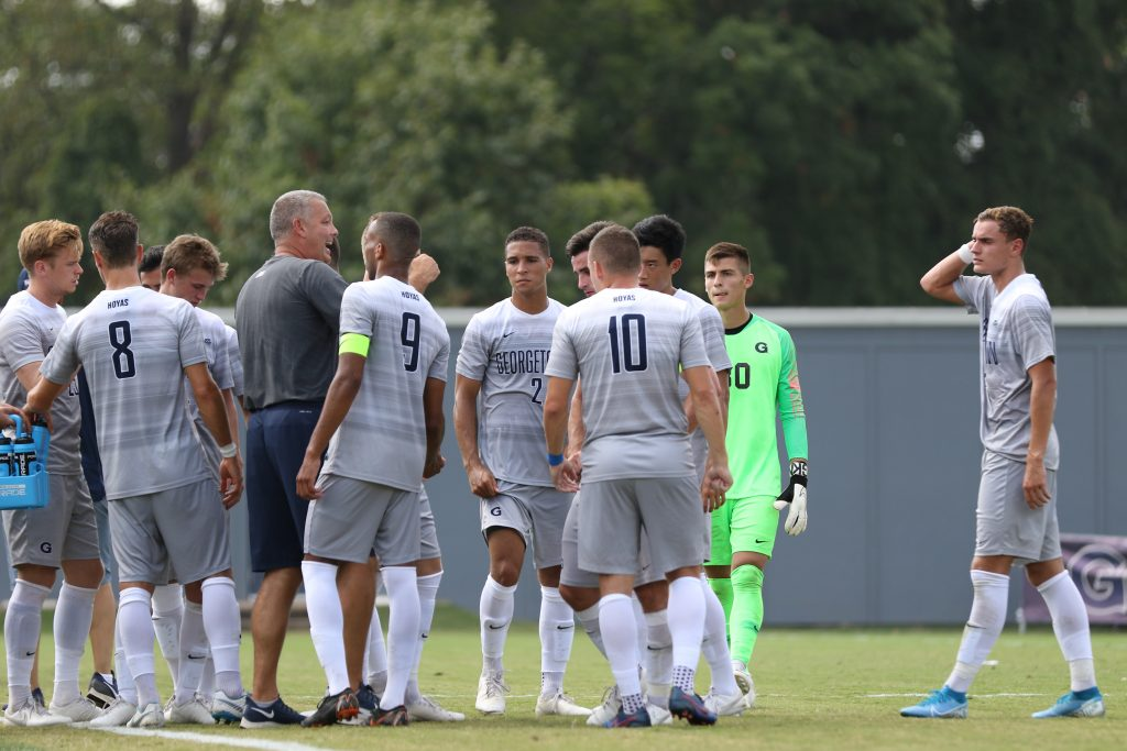 No. 3 Men's Soccer Kicks Off Big East Play Against Butler