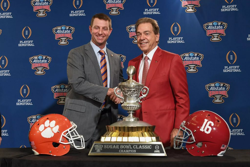 Is There an End in Sight for Alabama and Clemson's Duopoly on College Football?
