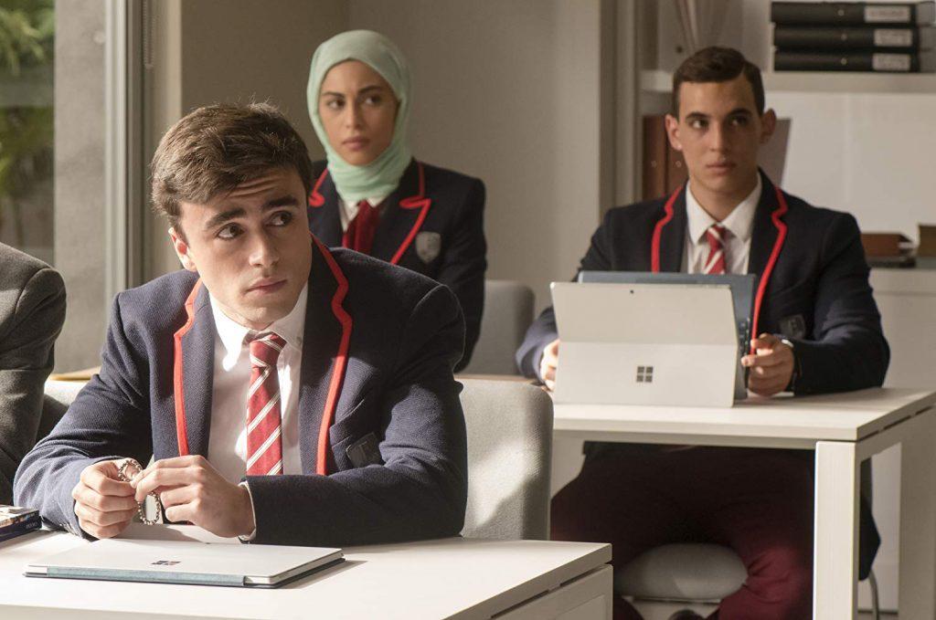 An <i>Elite</i> Teen Drama