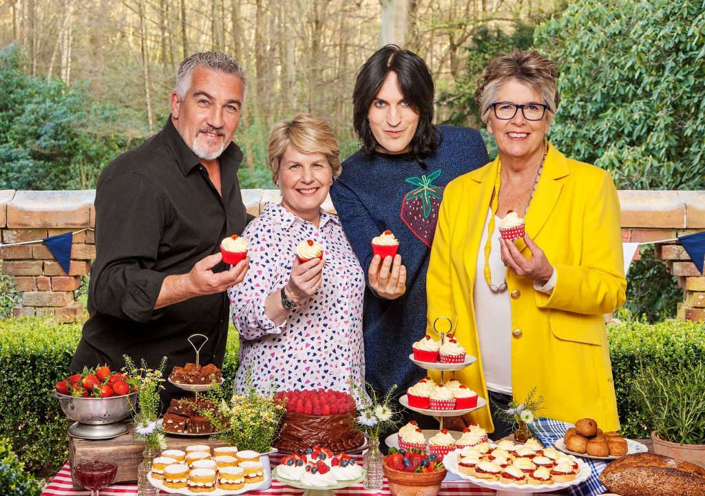 Cooking Up Predictions for the <i>Great British Baking Show</i>