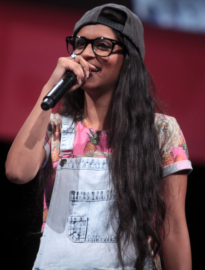 New Kid on the Talk: Lilly Singh Makes Her Late-Night Debut