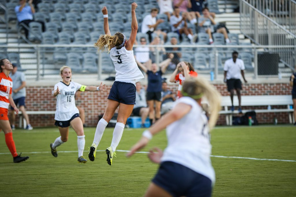 No. 15 Women's Soccer Survives Overtime Thriller Against Princeton