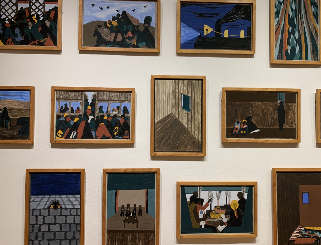 The Phillips Collection's Newest Exhibit Poignantly Portrays the Stories of Migrants
